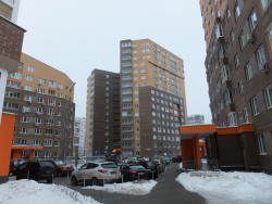 Жилой район Квартал А101